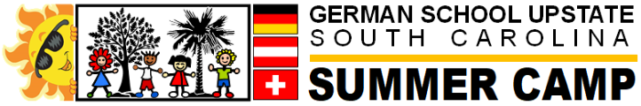 "SUMMER CAMP ""HAPPY GERMAN"" 2018"